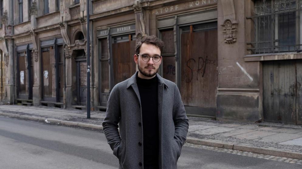 """Interview Mit Lukas Rietzschel : """"Darf Ich Mit Einer"""