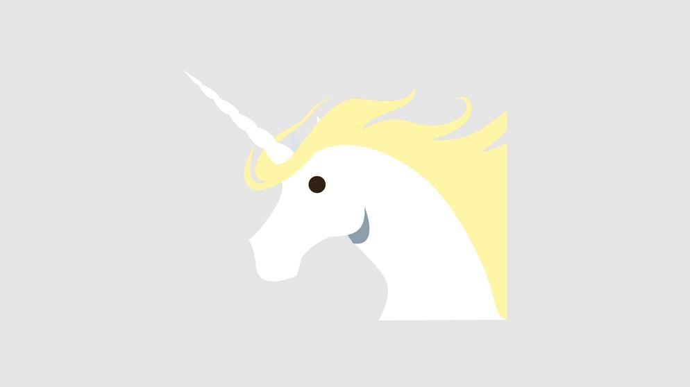 emoji bilder einhorn