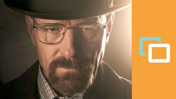 "Bryan Cranston als Walter White in ""Breaking Bad"" 