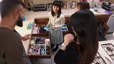 Tidying up with Marie Kondo | Bild: Netflix