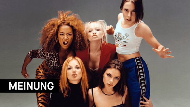 Spice Girls Meinungsbatch | Bild: Virgin Records