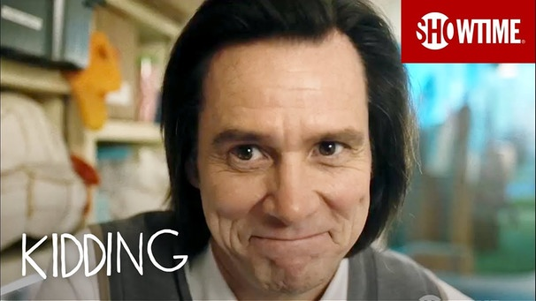 'Spark of Greatness' Official Trailer | Kidding | Jim Carrey SHOWTIME Series | Bild: Kidding on SHOWTIME (via YouTube)