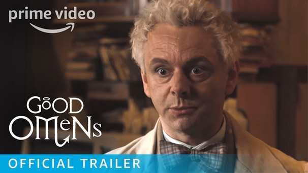 Good Omens - Official Trailer | Prime Video | Bild: Amazon Prime Video (via YouTube)