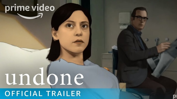 Undone - Official Trailer | Prime Video | Bild: Amazon Prime Video (via YouTube)