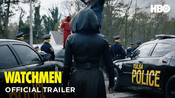 Watchmen: Official Trailer | HBO | Bild: HBO (via YouTube)