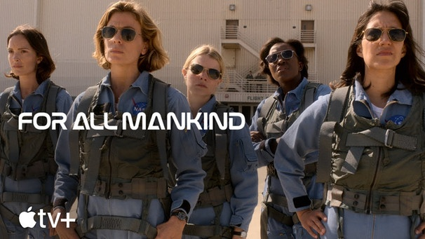 For All Mankind — Official Trailer | Apple TV+ | Bild: Apple TV (via YouTube)