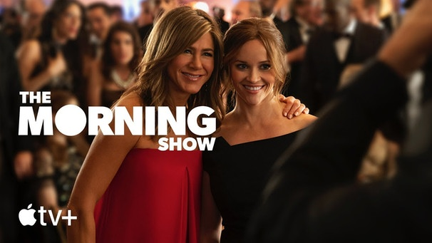 The Morning Show — Official Trailer | Apple TV+ | Bild: Apple TV (via YouTube)
