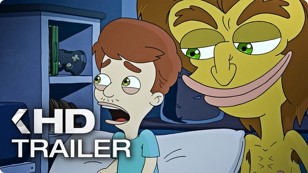 BIG MOUTH Trailer German Deutsch (2017) | Bild: KinoCheck Comedy (via YouTube)