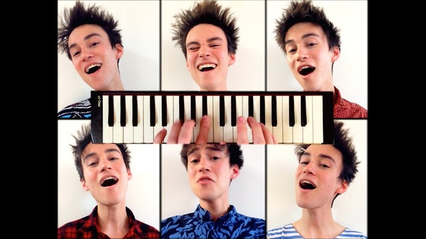 Flintstones - Jacob Collier | Bild: Jacob Collier (via YouTube)