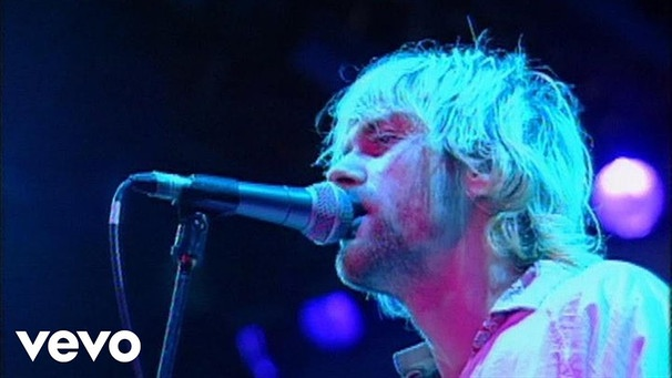 Nirvana - Territorial Pissings (Live at Reading 1992) | Bild: NirvanaVEVO (via YouTube)