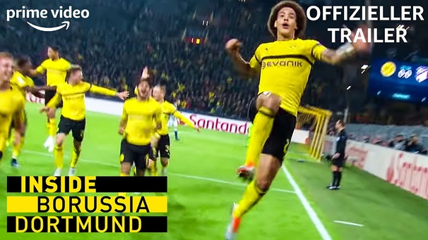 Inside Borussia Dortmund | Offizieller Trailer | Prime Video DE | Bild: Prime Video DE (via YouTube)