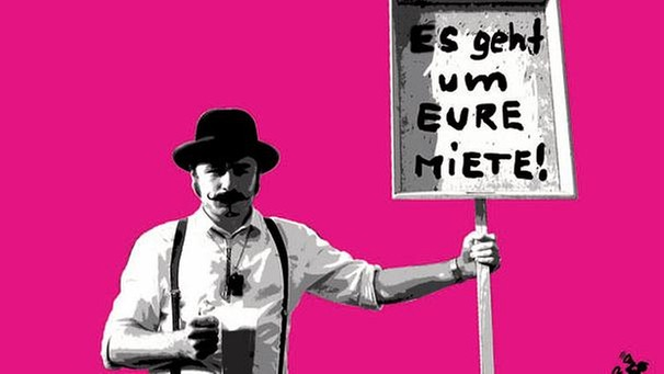 Occupy, don't gentrify! | Bild: Aktionsgruppe Untergiesing
