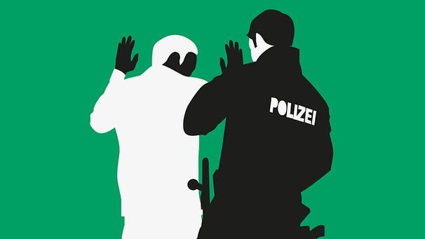 Racial Profiling   Bild: BR