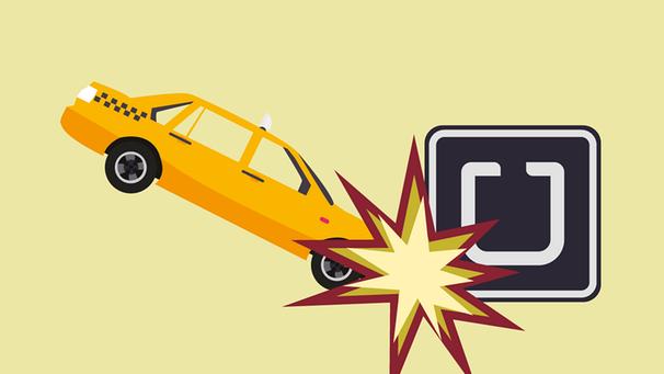 Bildergebnis für taxi uber