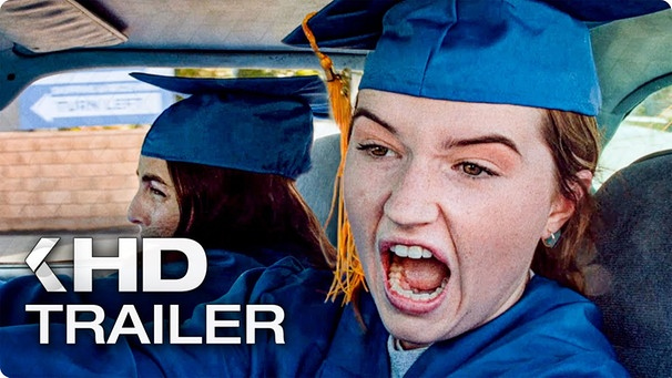 BOOKSMART Trailer German Deutsch (2019) | Bild: KinoCheck (via YouTube)
