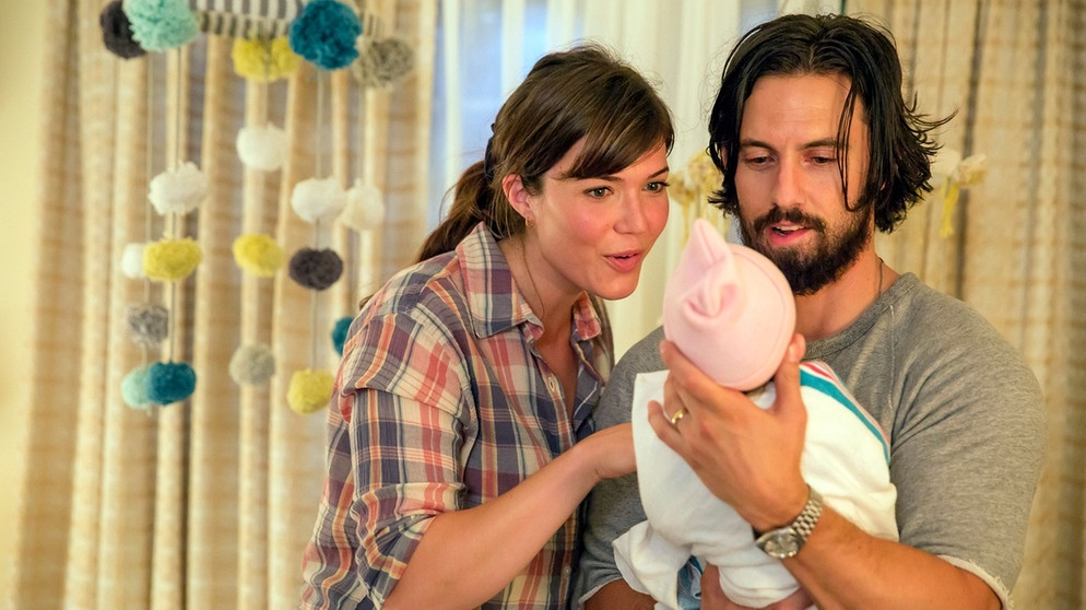 TV & Serie This is Us: Vater, Mutter, Flimmerkasten