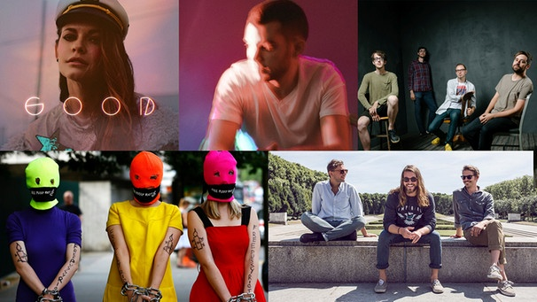 Tracks der Woche 45/2016 | Bild: Noah, Romy Maxime, Cloud Nothings, picture-alliance/dpa, Erin McCarley