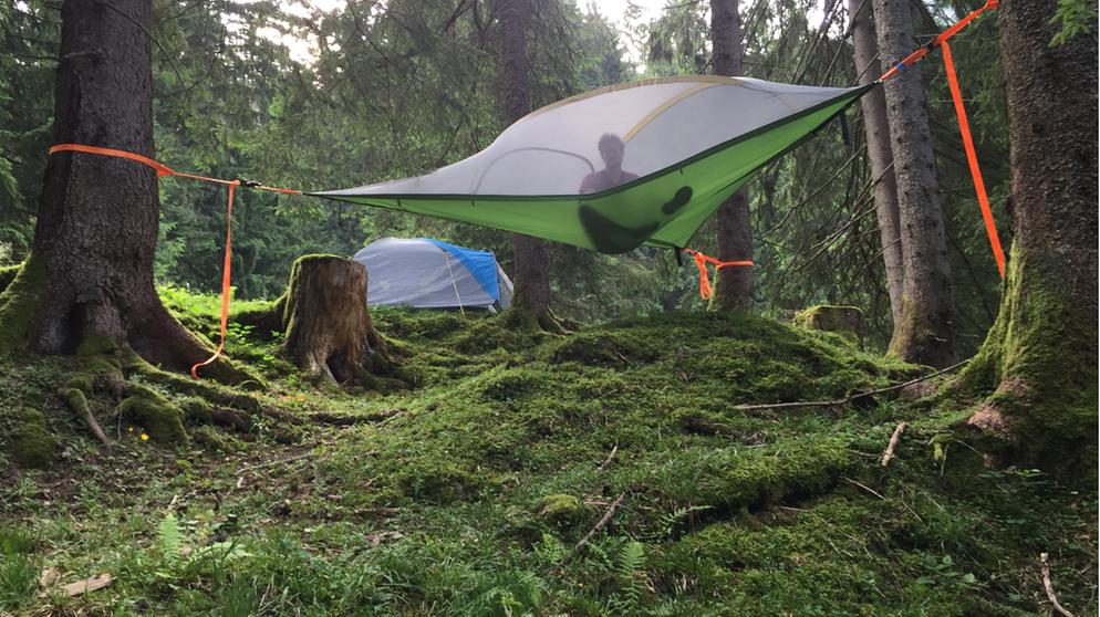 Zelten Ohne Schlafsack : Zelten oder biwakieren ohne Ärger so erlebt ihr eine