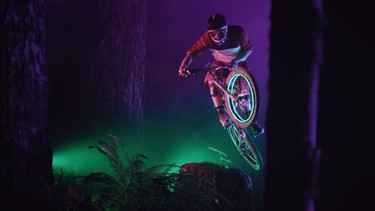 Mountainbike-Film Darklight | Bild: Screenshot Darklight