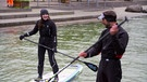how to sup | Bild: BR