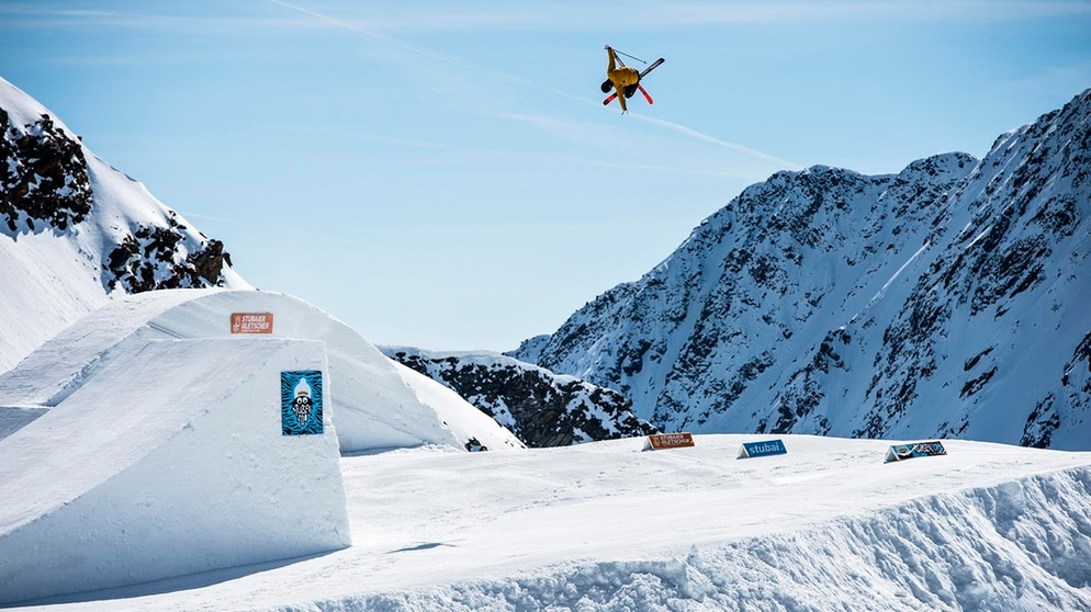 Lukas Joas beim Legs of Steel Shooting  | Bild: Pally Learmond