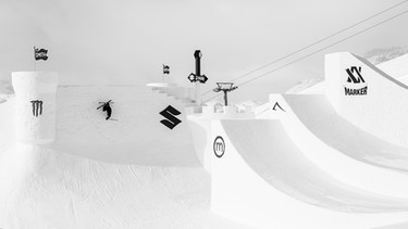 Josi Wells an der Rampe | Bild: Suzuki Nine Knights/David Malacrida