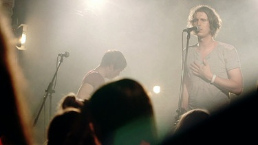 The Impression - Third Man On The Moon (Live @ Startrampe Finale) | Bild: BR