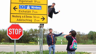 Woidboyz on the Road, Route 2 | Bild: BR