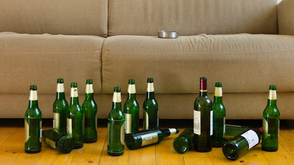 wie geht man mit alkoholikern um
