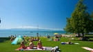 Freibad Bodensee | Bild: mauritius-images