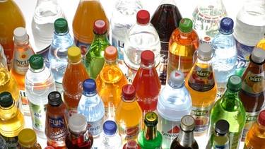 PET-Flaschen   Bild: mauritius-images