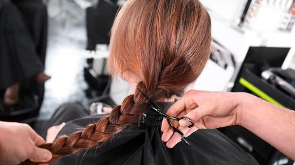 Abrasieren frauen lange haare Frisuren für
