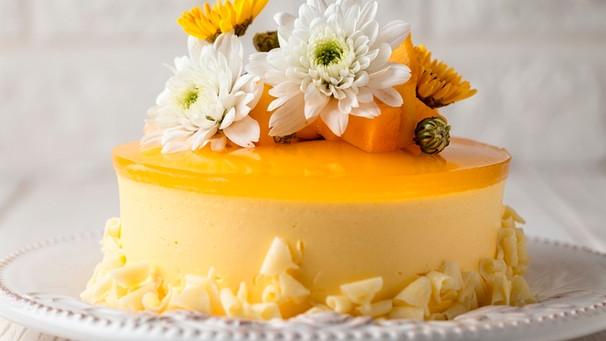 Kuchen Ohne Backen Mango Cheesecake Aus Dem Kuhlschrank Bayern 1