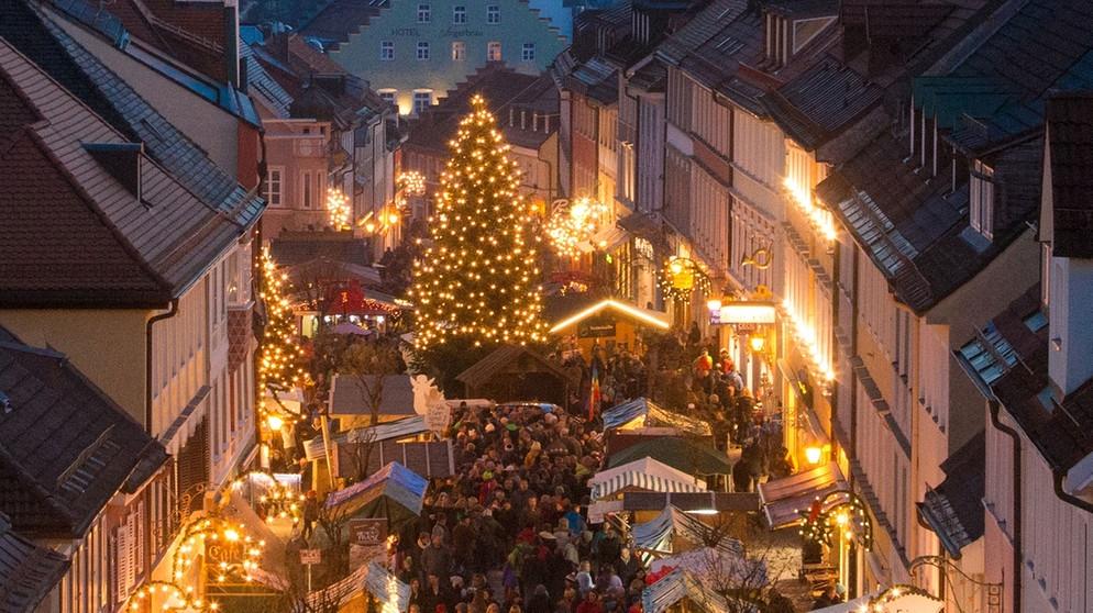 Schwimmender Weihnachtsmarkt.Weihnachtsmarkte Bayern Die Schonsten Weihnachtsmarkte