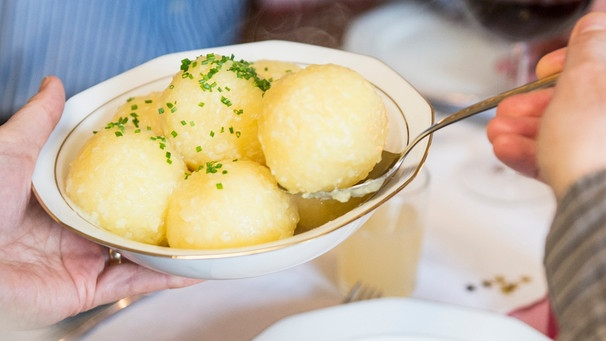 kartoffelklöße halb halb selbstgemacht