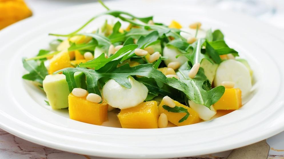 Salate Zum Grillen Die Drei Besten Rezepte Für Partysalate Bayern