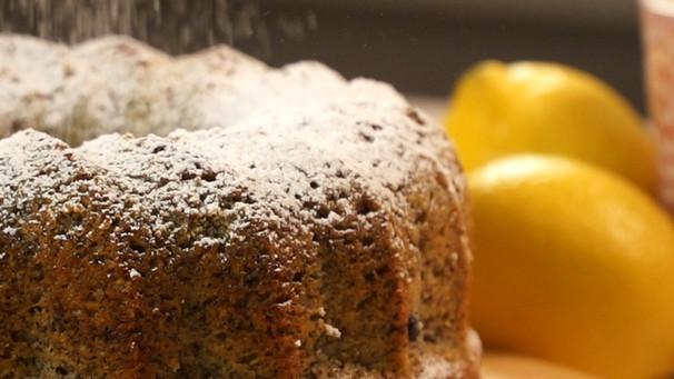Zitronenkuchen Schnelles Rezept Fur Zitronen Mohn Kuchen Bayern 1