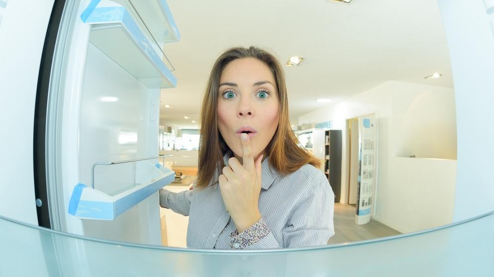 Mini Kühlschrank Real : Kühlschrank: welche temperatur ist ideal? umweltkommissar
