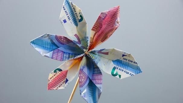 Geldscheine Falten Geld Kreativ Verschenken Bayern 1 Radio Br De