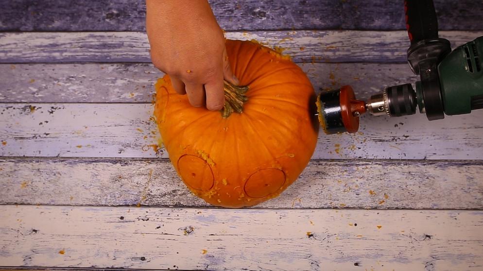 Basteln Mit Kürbissen Getränkekühler Und Andere Halloween