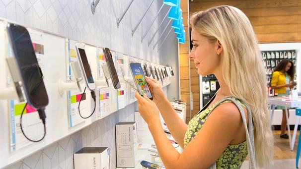 Smartphone Kaufen Neues Handy Vertrag Oder Einzelkauf Bayern 1