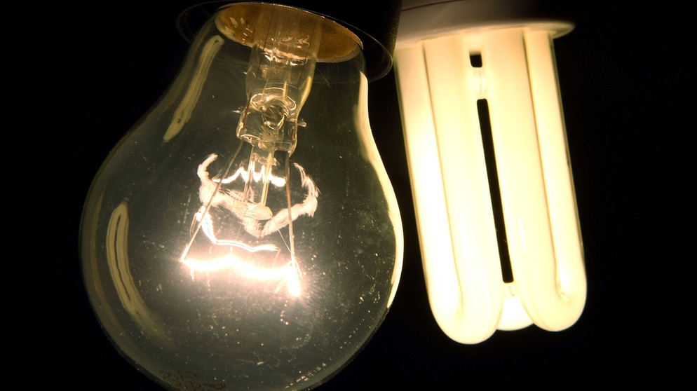 es werde licht energiesparlampe und led im vergleich umweltkommissar experten tipps. Black Bedroom Furniture Sets. Home Design Ideas