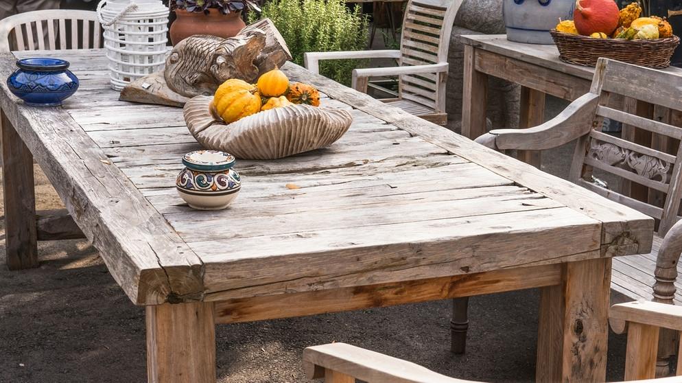 Gartenmöbel Welches Holz Ist ökologisch Sinnvoll Umweltkommissar