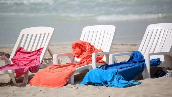 handtuch für strand