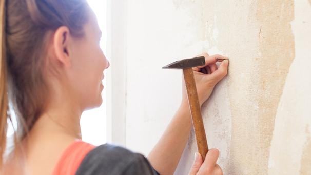 Kein Fußboden In Mietwohnung ~ Boden rausreißen oder wand einziehen: mietwohnung was sie dürfen