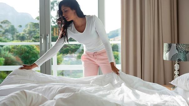 betten richtig machen diese fehler sollten sie beim bettenmachen vermeiden bayern 1 radio. Black Bedroom Furniture Sets. Home Design Ideas