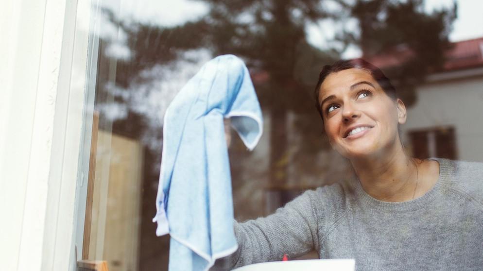 Fenster Putzen Ohne Streifen: Schlierenfreier Durchblick