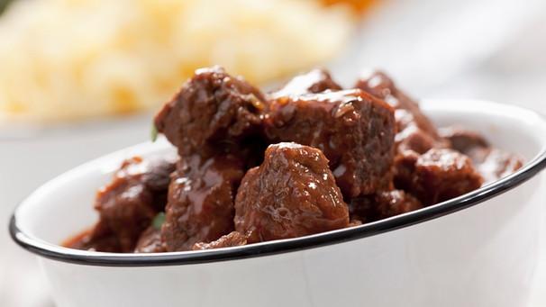 Rindergulasch Klassiker Rezept Für Rindergulasch Kochen Für