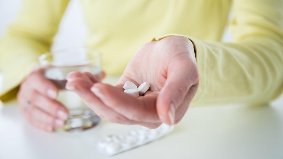 Ibuprofen und zwischen zeitabstand aspirin Wann und