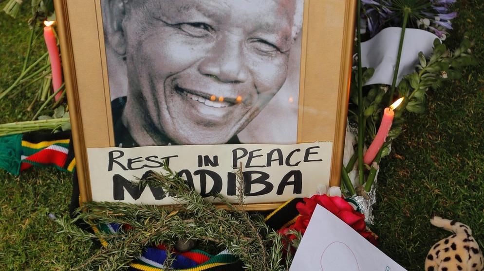 Nelson Mandela: Der lange Weg zur Freiheit | radioWissen | Bayern 2 ...